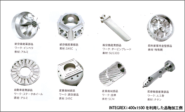 Works by INTEGREX i 400x1500